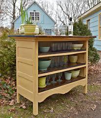 Great Kitchen Storage Additional Kitchen Storage And Counter Space An Unused Dresser