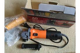 <b>Углошлифовальная машина PATRIOT</b> AG 124 110301270 - цена ...