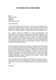 ideas about cover letter teacher on pinterest   teacher    art teacher cover letter sample