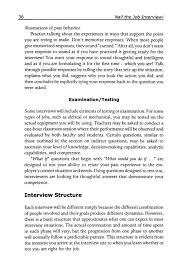 ebook resume  job interview   dynamite answers to interview qu…  nail the job interview  illustrations of past behavior  practice tallung about the experiences in ways that support the point you are trying to make