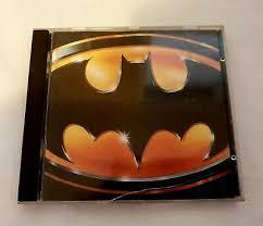 Vintage <b>DC 1989</b> Batman Movie Soundtrack CD - <b>Free Postage</b> ...