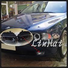 black clear lens driving fog light z3 bumper lamps cover fit for bmw e39 528i 540i black bmw z3 1997