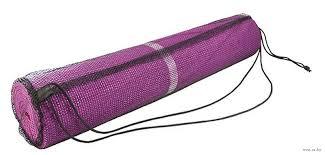 <b>Чехол для коврика</b> для йоги сетчатый (арт. AYM-02) <b>Atemi</b> ...