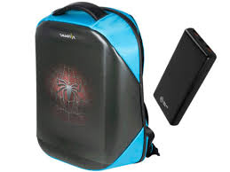 Рюкзак Smartix LED 5HD PowerBank Black SM0010050001 ...