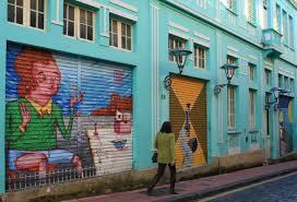 As paredes mais bonitas e legais para uma selfie em Curitiba | Guia Gazeta do Povo