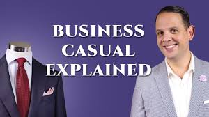 <b>Business Casual</b> Attire For <b>Men</b> & Dress Code Explained with ...