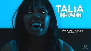 Talia: Inhuman Official Final Trailer (Werewolf <b>Supernatural TV</b> ...