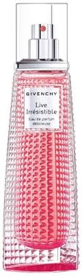 <b>Givenchy Live Irresistible</b> Delicieuse EdP 50ml in duty-free at airport ...