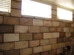 faux paint ideas ideasjpg painting concrete basement walls id living pinterest cinder blocks blo