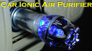 <b>Car</b> Ionic <b>Air Purifier</b> Portable Unit - YouTube