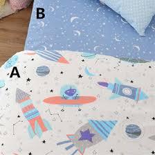 160CM*50CM <b>New space</b> Series Twill <b>Cotton</b> Fabric,Patchwork ...