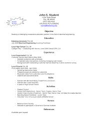 resume simple resume creator perfect simple resume creator