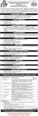 punjab model bazaars management company jobs industries punjab model bazaars management company jobs 2016 industries commerce and investment department latest