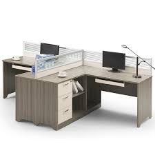 office furniture screen desk fashion simple four bit two bit partition employees staff tables cheap office partition