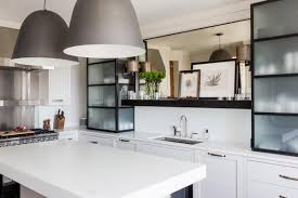 Black White Kitchen Designs Dpages A Design Publication For Lovers Of All Things Cool