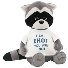 """<b>Мягкая игрушка Orange</b> Toys <b>Енотик</b> Дэнни в футболке """"I am <b>Енот</b> ..."""