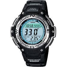 Casio <b>Men's</b> Twin <b>Sensor</b> Digital Compass <b>Sport Watch</b> SGW100-1V