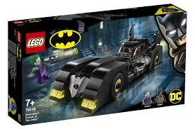<b>Конструктор LEGO</b> DC <b>Super Heroes</b> 76119 Бэтмобиль: Погоня ...