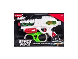 Набор <b>Fun Red</b>, <b>Бластер</b> и <b>наручники</b> звук-свет купить в детском ...