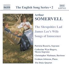<b>Somervell</b>: The <b>Shropshire</b> Lad / James Lee's Wife / Songs of ...