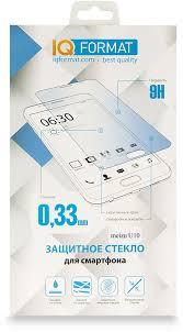 <b>Защитное стекло IQ Format</b> для Meizu U10 — купить в интернет ...