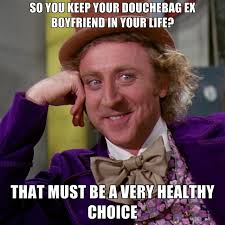 Douche Bag Boyfriend Quotes. QuotesGram via Relatably.com