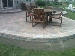 decoration pavers patio beauteous paver:  stunning patio paver pavers we do the finish sweep with the paver joint sand making sure