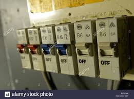 old electrical installation with fuse box stock photo, royalty Old Fuse Box old electrical installation with fuse box old fuse box diagram