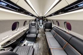 Purchase a virus safe <b>private</b> jet cabin with <b>a new</b> Praetor 600