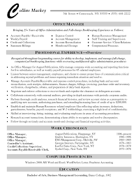assistant property manager resume example
