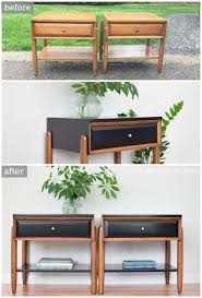 our top vintage pinterest revamps best furniture finds before and after astonishing pinterest refurbished furniture photo