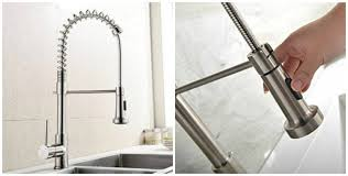 restaurant kitchen faucet small house:  beautiful kitchen sinks with faucets in interior design for house with kitchen sinks with faucets