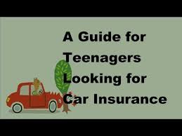 2017 Vehicle Insurance Facts | A Guide for Teenagers Looking for ...