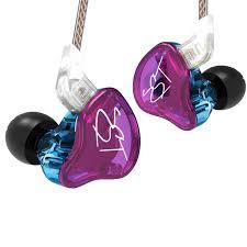 Original <b>KZ ZST</b> Earphone Noise Isolating HiFi Earbuds <b>BA</b>+DD ...