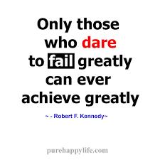 Failing To Achieve Quotes. QuotesGram