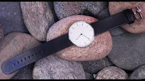 <b>Часы Xiaomi Twenty Seventeen</b> Elegant Black Belt - YouTube