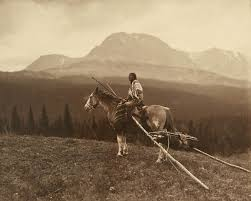 john browns notes and essays quotgreat surprisequotnative americans  photo of a native american mounted on his horse