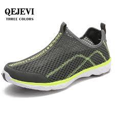 2018 <b>QEJEVI</b> Water Sport MEN <b>Aqua Shoes</b> Barefoot Summer ...