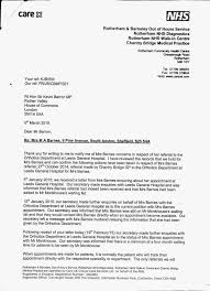 nhs complaints 2015 however due to the aforementioned hit by the leeds hospital i decided to write to the gp practice in a fax on 7 4 2015 seeking a copy of the letter of