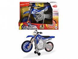 <b>Мотоцикл Yamaha</b> YZ моторизированный, 26 см от <b>Dickie</b> Toys ...