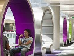 the most innovative workspaces business insider amazing netflix office space design