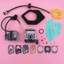 <b>Carburetor Carb Ignition Coil</b> For Honda GX25 HHT25S FG110 ...