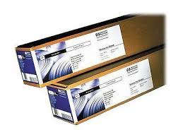 <b>HP</b> White <b>Coated Paper</b> Roll 841mm <b>Q1441A</b> for sale online   eBay