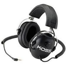 <b>Koss QZ99</b> Headband Headphones - Black for sale online | eBay
