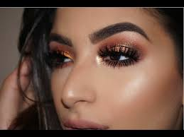 amber eyes makeup addiction cosmetics flaming love palette