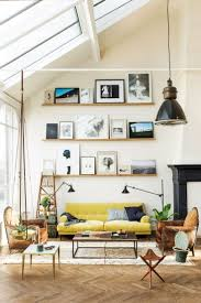 Yellow Living Room Decorating How To Design With And Around A Yellow Living Room Sofa