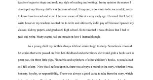literary narrative essay  wwwgxartorg literacy essay literacy narrative outline example literacy narrative google docs