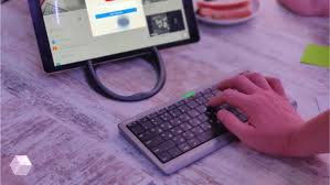 <b>Prestigio</b> click&touch: <b>клавиатура</b>, тачпад и мышь в одном лице ...