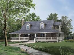 Farmhouse Plans Wraparound Porch   Modern Home Designs   Beautiful    Image of  Ranch House Plans Wraparound Porch  Image of  One Story Country