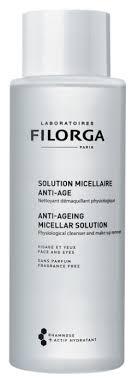 <b>Мицеллярная</b> вода <b>Filorga Solution</b> 400 мл — купить по выгодной ...